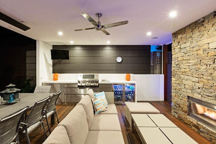 Sandringham Alfresco Design - Custom Outdoor Living on Custom Outdoor Living id=76036